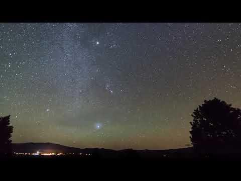 Orionid Meteor showers 2017 in America