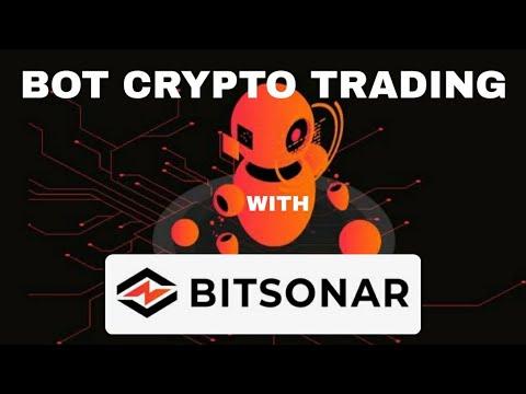 Algorithmic trading bot crypto