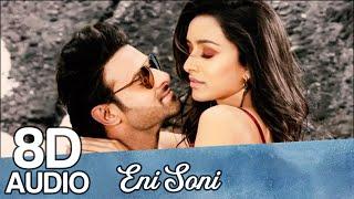 Enni Soni Song | 8D Audio Song | Saaho | Guru Randhawa (HQ) 🎧