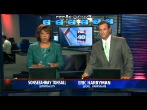 KTXL FOX40 News at 10 Open 7/31/2014