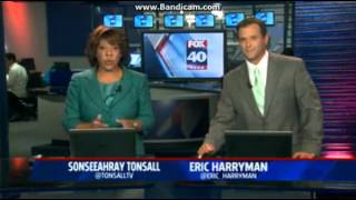 KTXL FOX40 News at 10 Open 7/31/2014