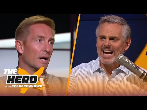 Klatt & Colin go head-to-head, should Georgia be ranked ahead of undefeated BYU? | CFB | THE HERD