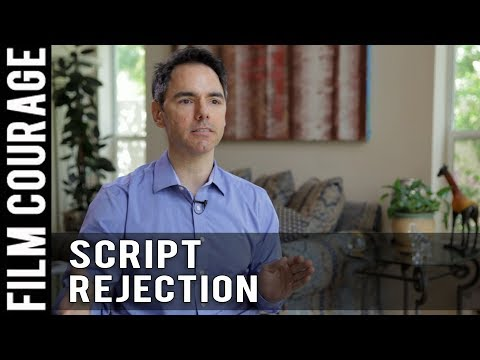 9 Out Of 10 Scripts Are Rejected By The Script Reader by Daniel Calvisi