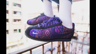 Gambar cover FIRST LOOK: Nike LHM Cortez X INTI 'One Love' | SHIEKH