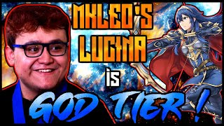 MKleo's Lucina is GOD TIER! | #1 Lucina Combos | Smash Ultimate