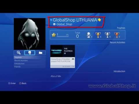 Playstation Ps4 Tutorial How To Add Psn And Psn Plus Redeem Codes
