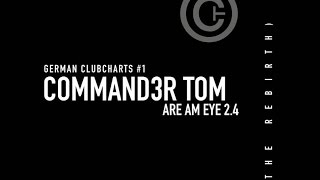 Commander Tom - Are Am Eye (Radio Edit) [2003 Pulsive Classics HQ]