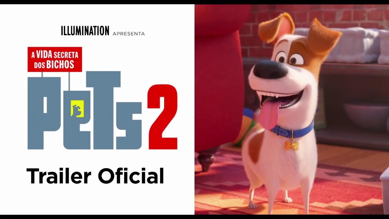 A Vida Secreta Dos Bichos O Filme Completo Dublado pets 2 - a vida secreta dos bichos - trailer oficial dublado (universal  pictures) hd
