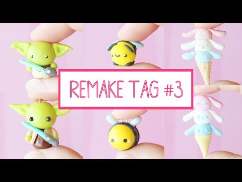 Polymer Clay Remake TAG #3
