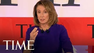 Nancy Pelosi On The Role Of Women In Politics | TIME 100 | TIME