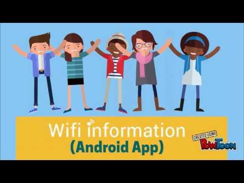 Wifi information