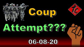 Coup Attempt???