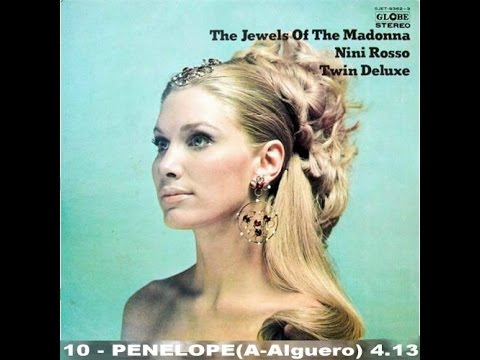 Nini Rosso   The jewels of the Madonna   a2 Penelope (A Alguero)
