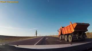 Витязево - Порт Кавказ Октябрь 2017 за рулем светик.