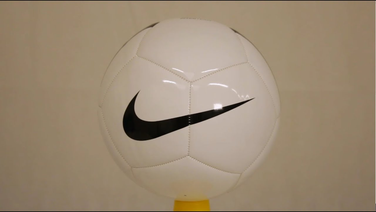 Nike Pitch Team Training Football White - YouTube a969d3bd2166d