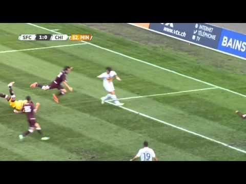Highlights Servette Chiasso 6e    Multimedia Swiss Football League