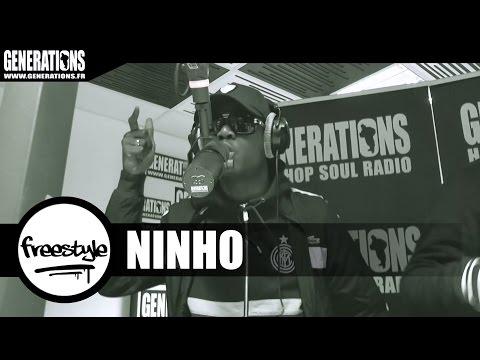 Ninho - Freestyle #ISPAC2 (Live des studios de Generations)