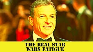 Bob Iger Stepping Down as Kathleen Kennedy Plans 10 Years of Star Wars