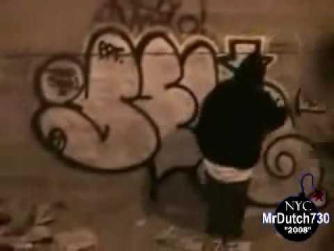 """""""BRONX GRAFFITI NYC BOMBERS"""" - Youtube Graffiti Bombing #18"""