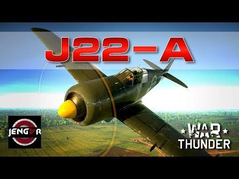 Top Notch SWEDISH Engineering! J22-A - Sweden - War Thunder Review!