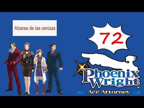 ¡Yo me largo!  Episodio 72  Phoenix Wright Ace Attorney