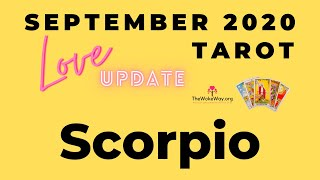 SCORPIO | Happy wife, happy life | SEPTEMBER 2020 LOVE | LIVE TAROT READING
