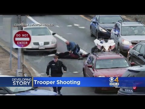 Trooper Shoots Suspect, Five Arrested On I-93 Ramp In Boston