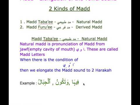 Learn arabic from the quran
