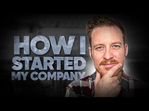 How I Started My Construction Company - (MY FULL STORY)