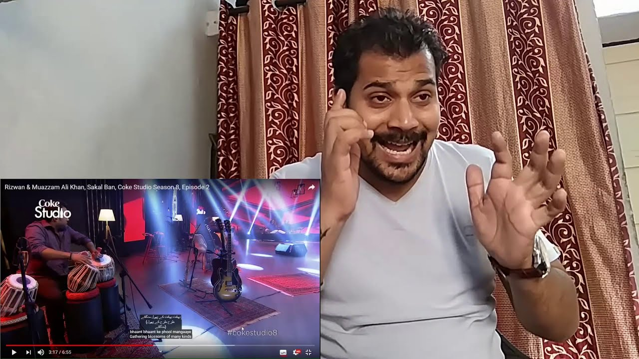 Indian Reaction | Rizwan & Muazzam Ali Khan, Sakal Ban