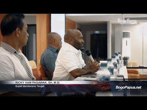 Target Tinggi Paduan Suara Mamberamo Tengah di Pesparawi 2020