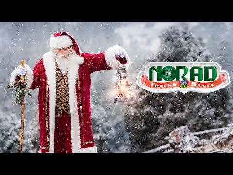 NORAD Tracks Santa 2017