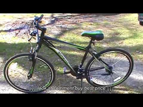 Schwinn OR2 28 inch 700c Hybrid Bike Black and Green