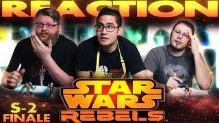 "Video Star Wars Rebels Season 2 Finale REACTION ""Twilight of the Apprentice"" download MP3, 3GP, MP4, WEBM, AVI, FLV Maret 2018"