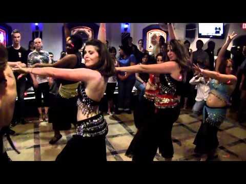 Loca - Salsa Belly Dance @ El Meson