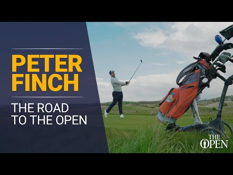 Download Peter Finch - The Road to The Open | Episode 1