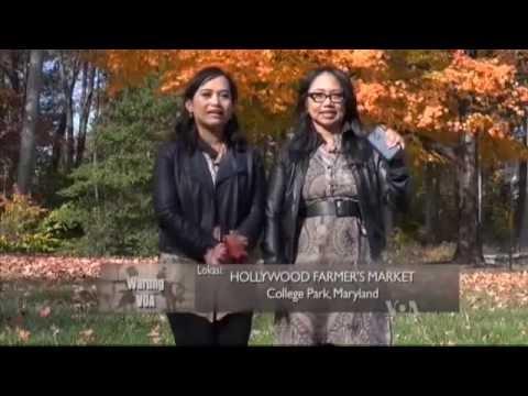 Buka Warung di Amerika (4) - Warung VOA
