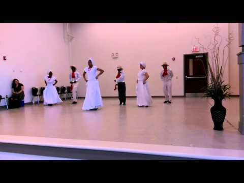 Bomba dance at Jcms