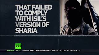 'How many weapons did they seize?' A glimpse of how ISIS raise & educate their children in Iraq