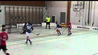 Asker IBK  mot Grei Målløs 3 Heggedalshallen 19122010