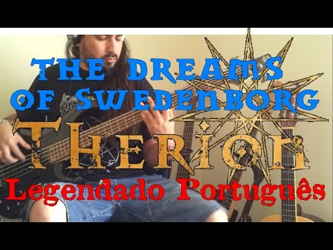 THERION - The Dreams Of Swedenborg - Leg.PT.BR (bass cover)