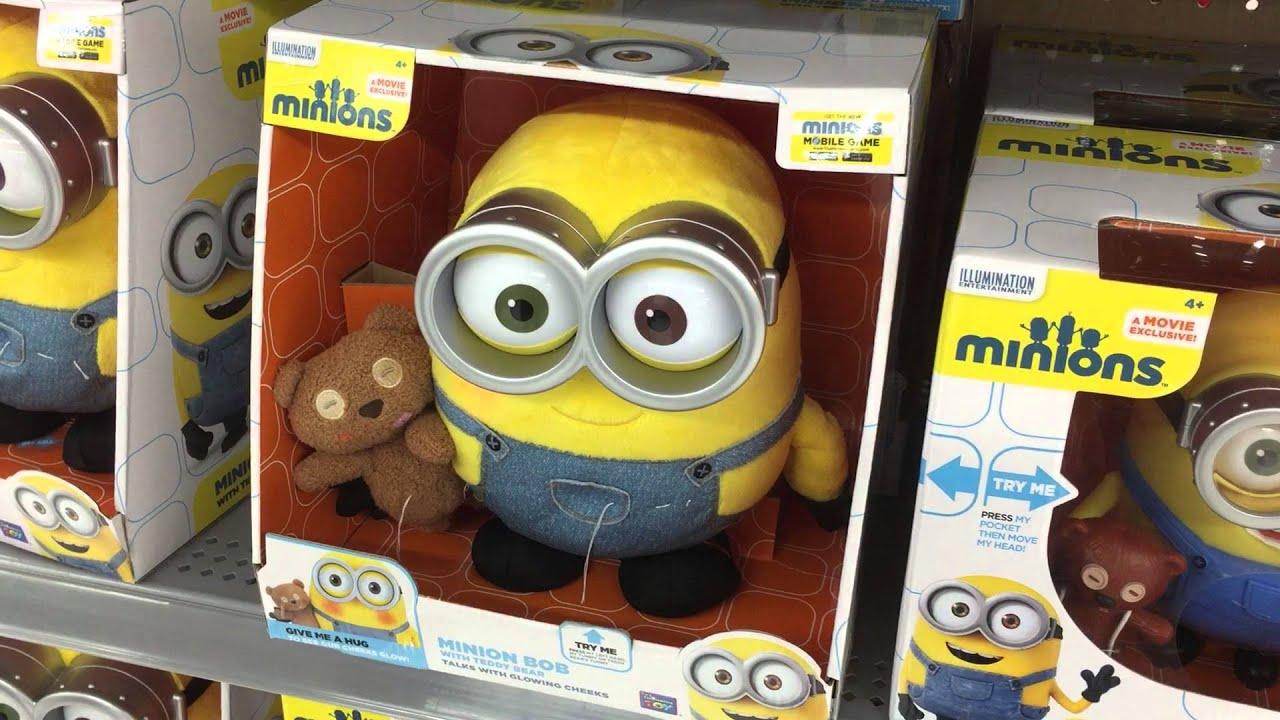 Minions At Walmart Youtube