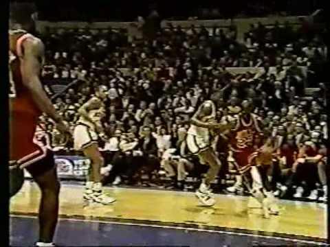 "Michael Jordan 1988: 47pts Vs. NY Knicks, ""Stomach Virus"""