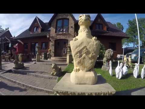 Отдых на острове Рюген 1-вый день (Аркона) 2016