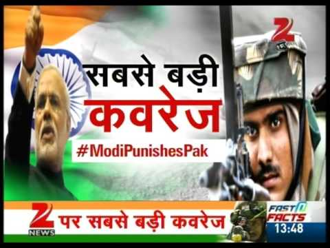 Indian Army targets terror camps across LoC; Pak PM Sharif condemns