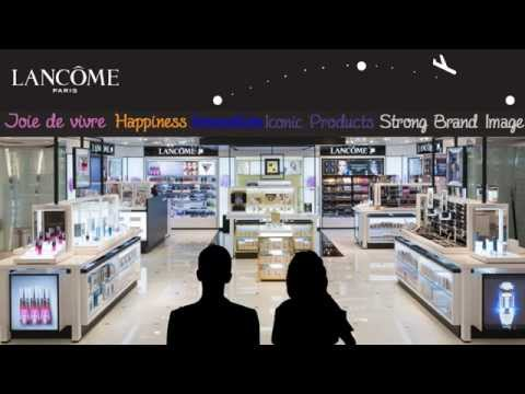 The Lancôme Travel Retail experience by Ô d'Azur
