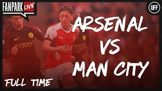 Where Are The Fans? - Arsenal vs Man City - Half Time Phone In - FanPark Live
