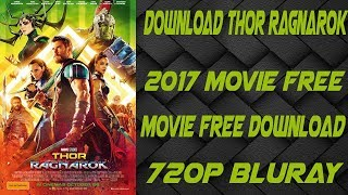Download Thor Ragnarok 2017 Movie  720P BluRay