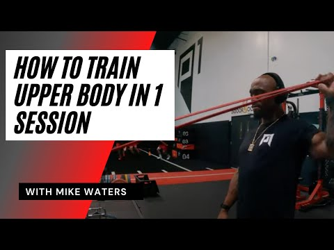 ABT-Athletic Based Training: Upper Body Workout | Straight Sets | Complete Workout | Beginner Level
