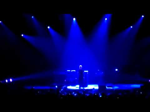 Moby- Thousand Live- Moogfest 2011
